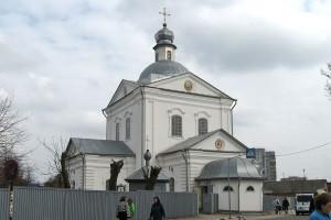 Воскресенська церква сьогодні